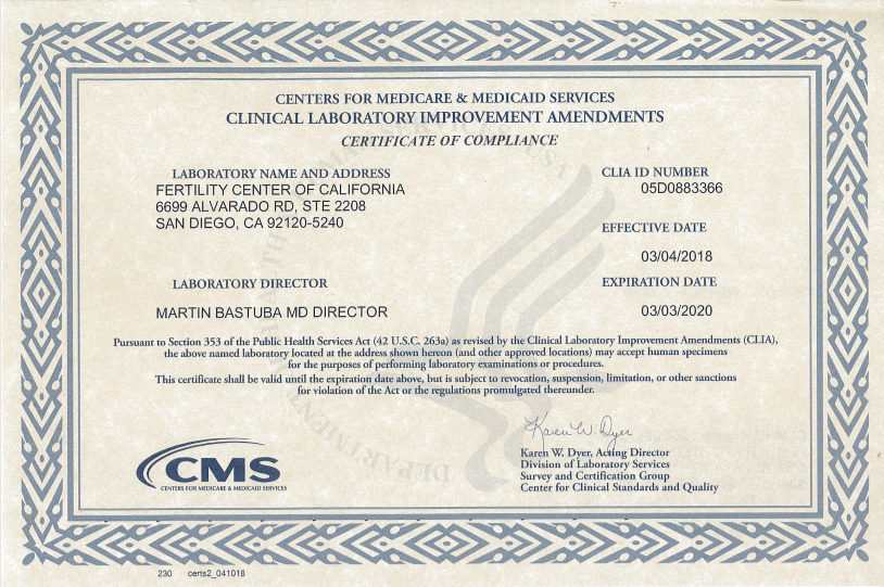 FDA_certificate_of_compliance